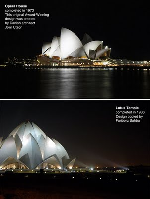 lotus temple opera house copy