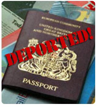 Bahai Deportation
